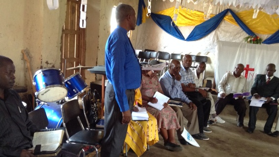 """""""Siku ya pili"""" Kikundi cha Injili na Misheni kilifundisha Imani ya Kanisa la AICT Nchini  Burundi 'LIVE'"""
