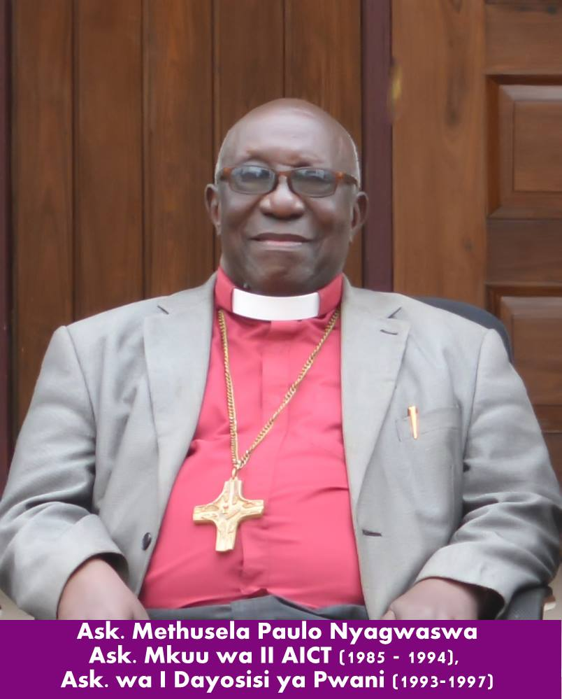 Bishop Methusela Paulo Nyangwaswa