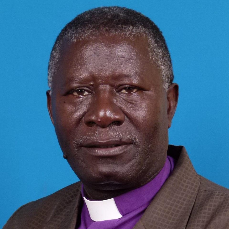 Bishop Silas Majaliwa Kezakubi