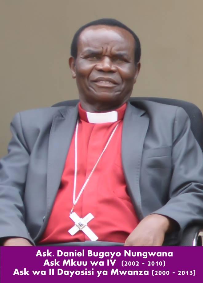 Bishop Daniel Bugayo Nungwana