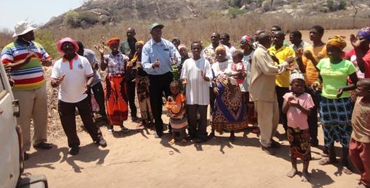 SAFARI YA KWENDA KUANZISHWA KWA KANISA LA AICT-BURUNDI:aictanzania.org
