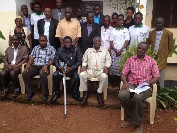 Askofu Mkuu Atembelea Kituo cha AICT Vijana-Geita:aictanzania.org