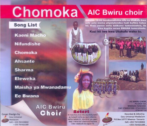 AICT-BWIRU CHOIR wanatarajia kuzindua Albam yao ya CHOMOKA