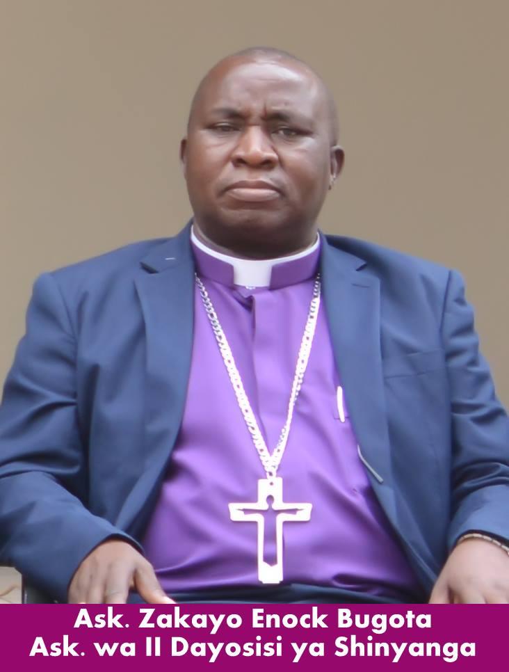 Bishop Zakayo Enock Bugota