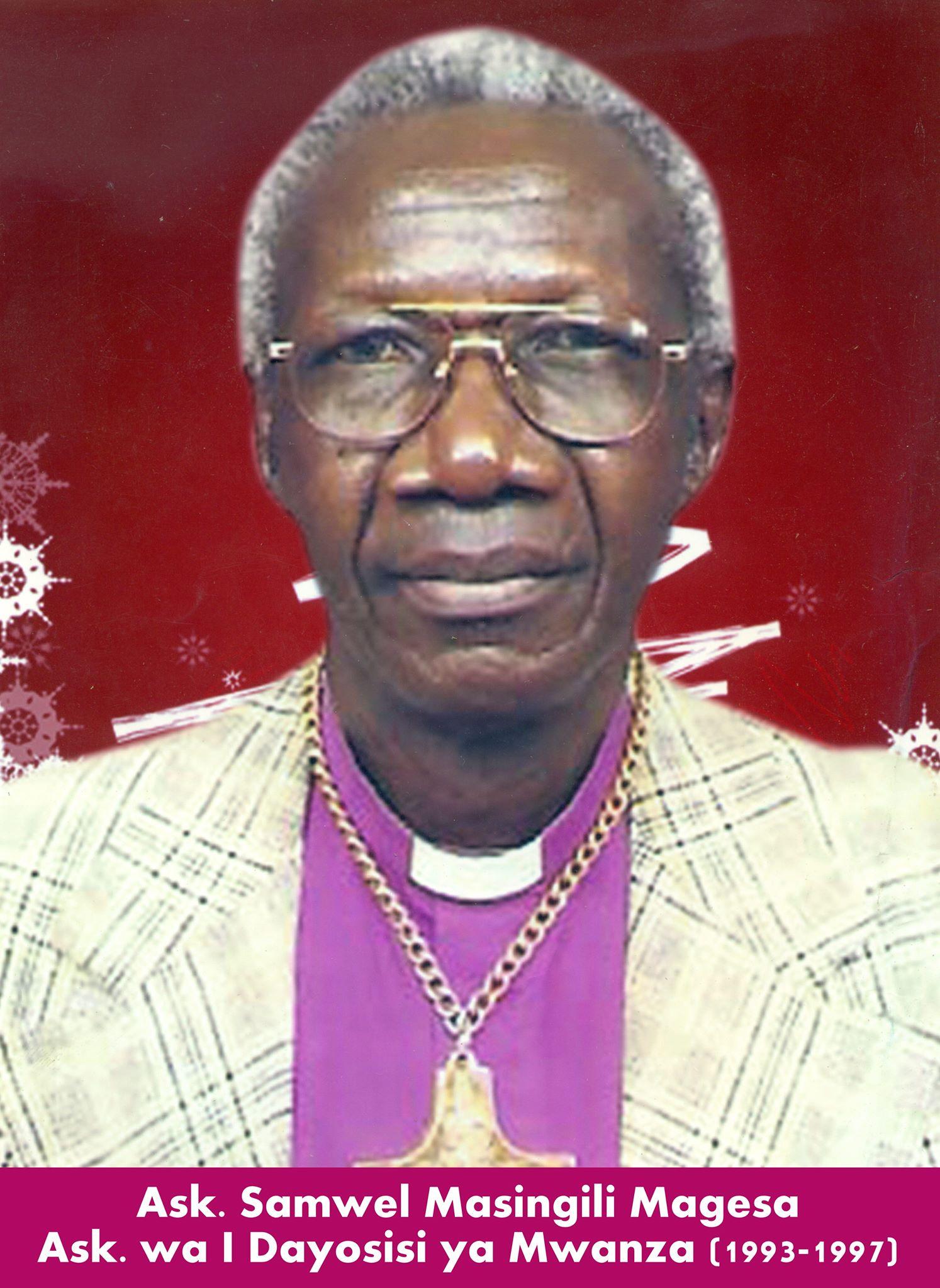 Bishop Samweli Masingili Magesa