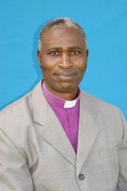 Bishop Mussa Masanja Magwesela