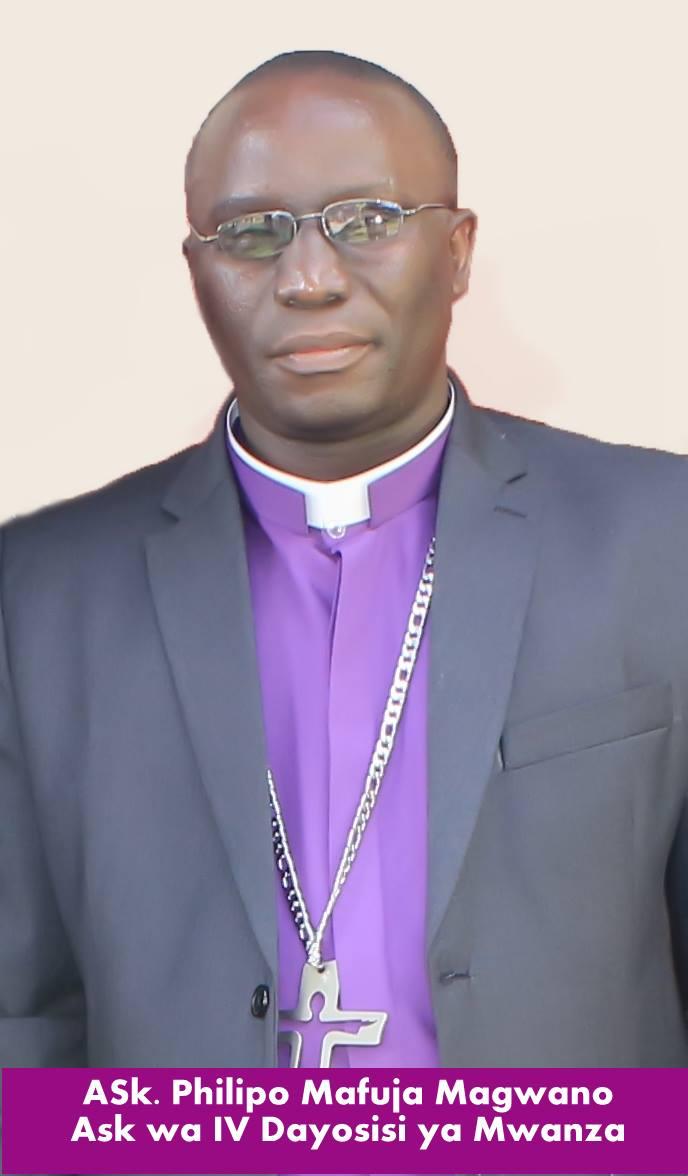 Bishop Philipo Mafuja Magwano