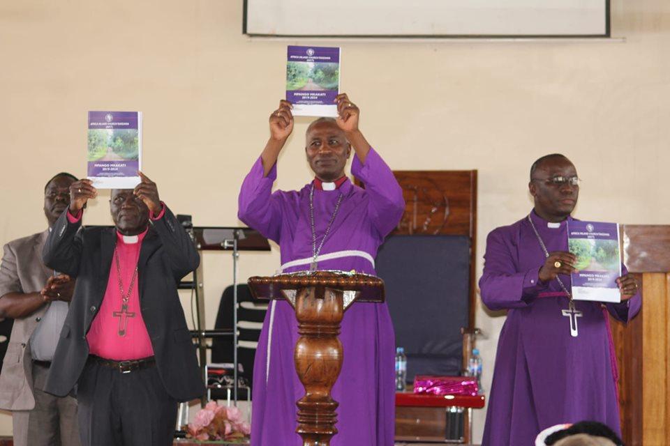 Uzinduzi wa Mpango Mkakati wa AICT:aictanzania.org